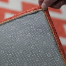non slip backing felted breathing timber protections rug