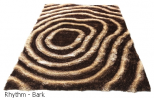 3d beige brown rug