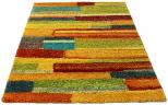 multi coloured rug Blocks