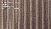 multi stripe taupe carpet hogs bristle