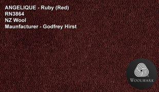 Wool plush angelique ruby ming condo candy cherry ripe wool carpet cheap godfrey hirst