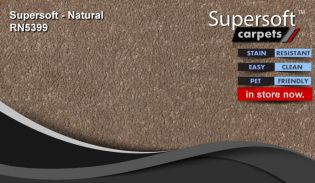 super soft carpet RN5399 natural