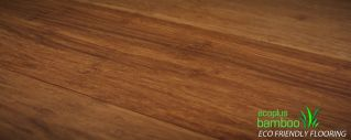 Mocha (matte) - Bamboo flooring