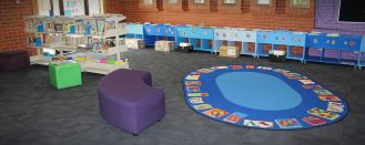 gowrie canberra primary school CUSTOM CARPET TILE SCHOOL CARPET 2