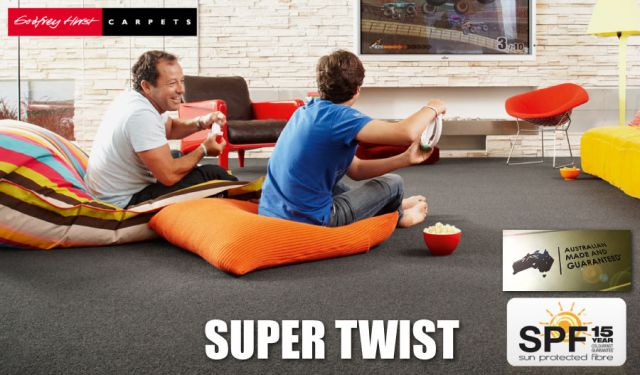 super twist stain protected nylon best carpet available