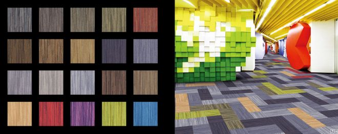 commercial custom wholesale carpet tiles fire rated
