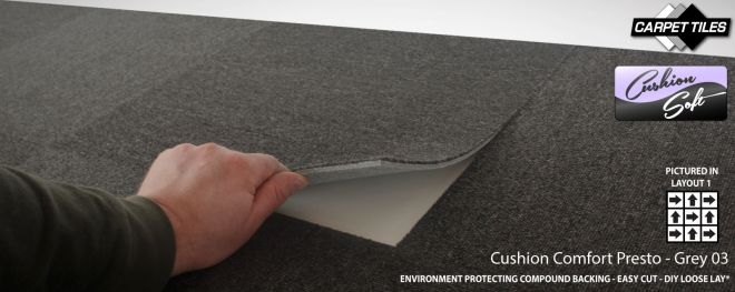 presto cheapest budget friendly cushion soft carpet tile cushion comfort