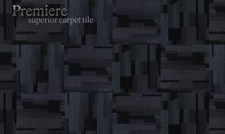 Premiere carpet tile Grey