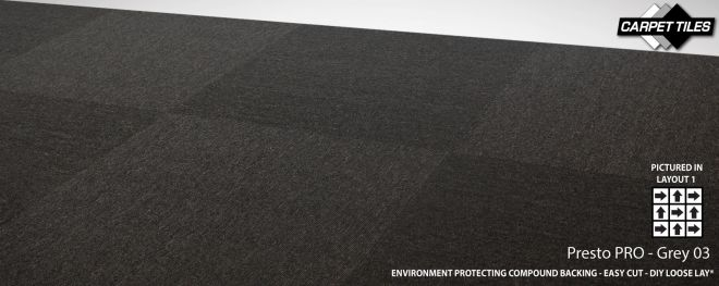 presto cheapest budget friendly carpet tile